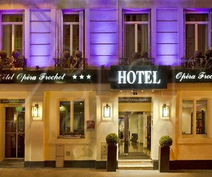 cazare City Break Paris - Hotel Opera Frochot 3*