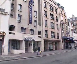 cazare City Break Paris - Hotel Timhotel Nation 3*