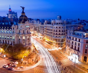 cazare 4* Madrid - Barcelona Senior Voyage